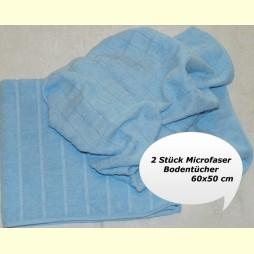 Microfaser Bodentuch
